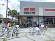 Kailua Ocean Adventures rental bicycle