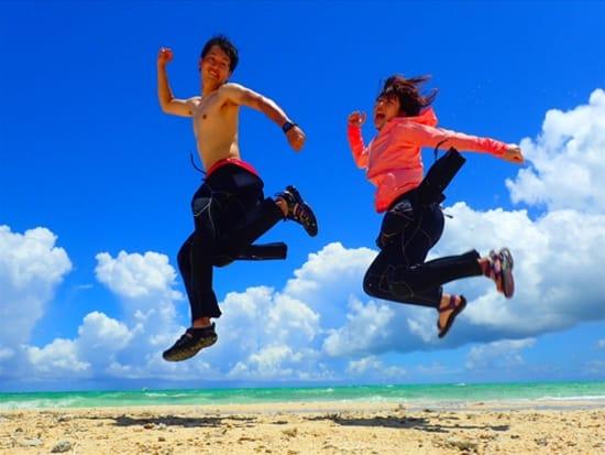 幻の島&体験ダイビング (1)