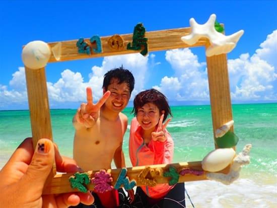 幻の島&体験ダイビング (2)