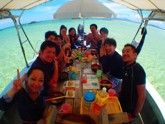 幻の島&体験ダイビング (17)