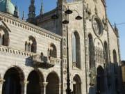 lago-di-como, como cathedral, italy