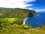 Hawaii_Big Island_Kapohokine_Waipio Valley