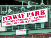 USA_Massachusetts_Boston_Fenway Park