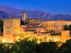 Europe_Spain_Alhambra_shutterstock_87686047