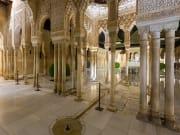 Europe_Spain_Palace of Charles V at Alhambra