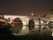 verona, italy, Ponte Pietra