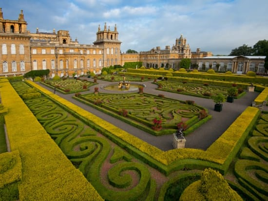 Blenheim Palace Formal Gardens