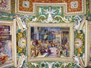 vatican museums fresco