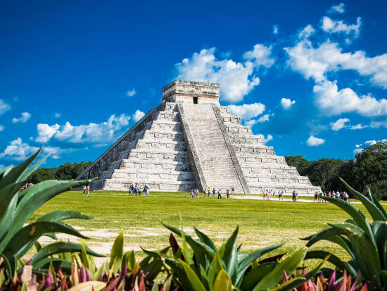 Mexico_Cancun_Chichen itza guided tour