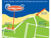 Kirra Point Location