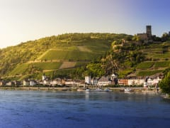 River, Rhine Valley, Sightseeing Cruise, Germany
