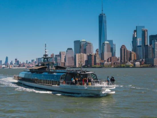 USA_New York_Bateaux Dinner Cruise_Manhattan Sky