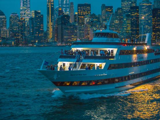 Spirit Of New York All You Can Eat Buffet Dinner Cruise New York