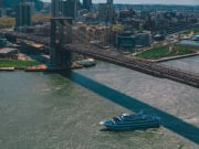 USA_New York_Spirit Dinner Cruise_Brooklyn Bridge