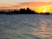 la paz sunset shutterstock_28934230