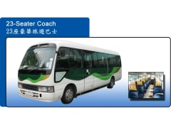 23-Seater Coach