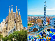Sagrada Familia and Park Guell