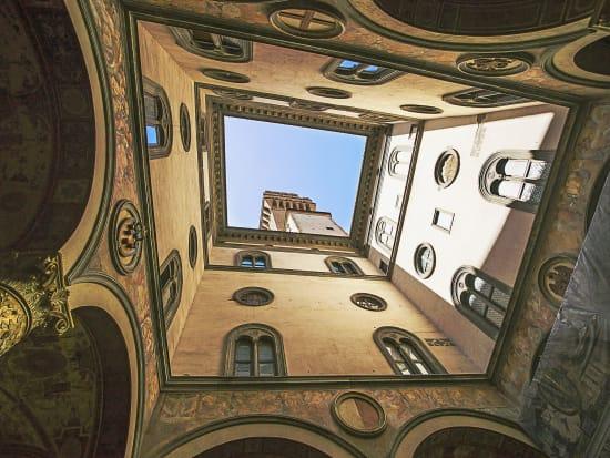 Uffizi Gallery, Palazzo Vecchio, Florence, Italy