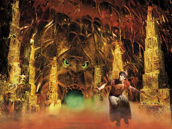 Aladdin_Prince Edward Theatre_Dean John-Wilson (Aladdin)_Photographer Deen van Meer. -® Disney