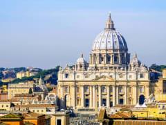 Italy, Vatican, St. Peter's Basilica