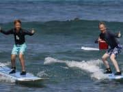Hawaii_Waikiki_Hans Hedemann Surf_Father_and_Son