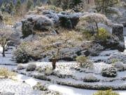 Canada_Victoria_Butchart Gardens_Christmas snow