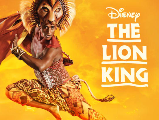 The Lion King London West End Musical Theater Tickets