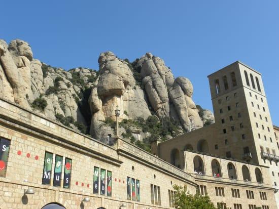 monastery- Monserrat