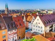 Nuremberg, Old town, Germany
