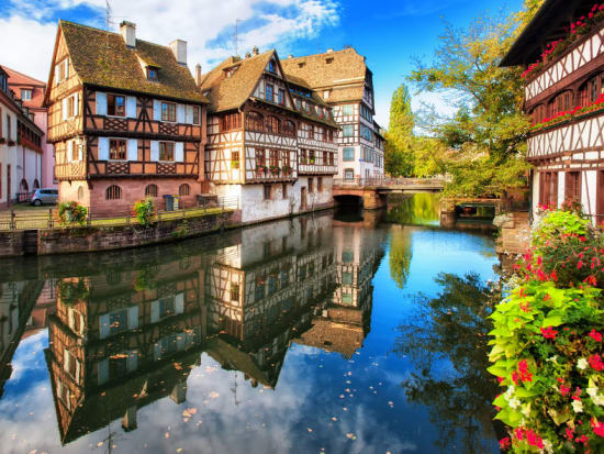 Strasbourg And Baden Baden And Alsace Guided Tour From