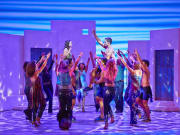 London, Novello Theatre, West End, Mamma Mia