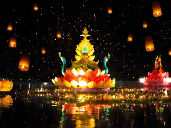 Bangkok_Loy Krathong_Festival of Lights_Cruise