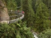 Canada_Vancouver_Capilano Suspension Bridge