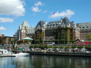 Canada_Victoria_Fairmont Empress hotel