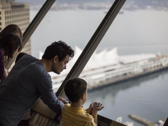 Canada_Vancouver_City_Tour_Lookout Admission