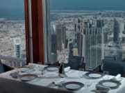 Dubai, At.Mosphere Restaurant, Dining