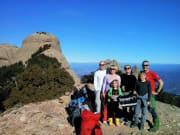 Montserrat Peak