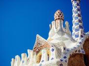 Spain_Barcelona_Park Guell_Gaudi
