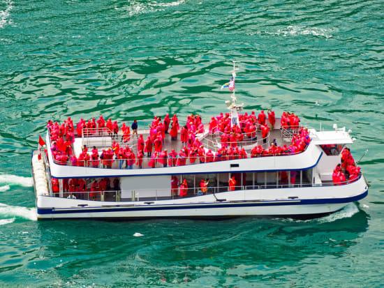Canada_Toronto_Niagara Falls_Cruise