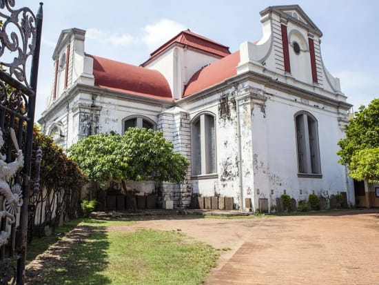 Wolvehdhal Church, Galle