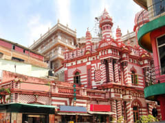 Jami Ul-Alfar Mosque, Colombo