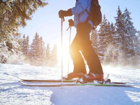 Elysian ski resort tour
