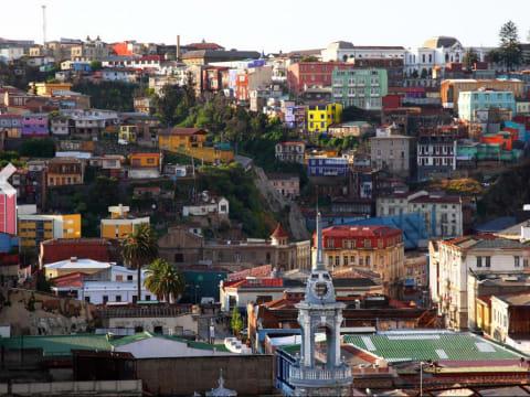 サンティアゴ発 観光ツアー
