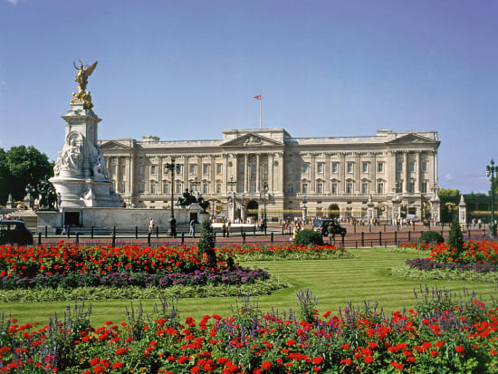 Buckingham Palace, england, uk