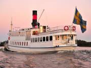 Drottningholm cruise