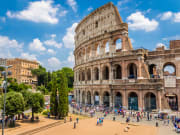 Italy, Rome, Colosseum