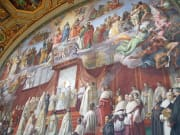 Italy, Rome, Vatican Museum, Raffaello