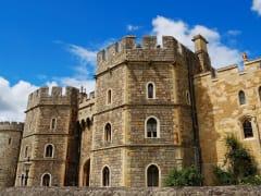 Gates of Windsor Castle