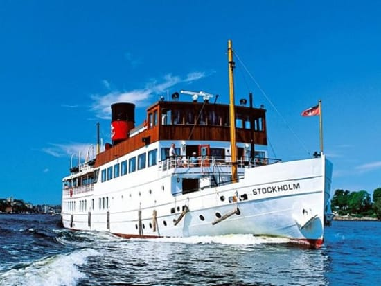 cruise, Stockholm, S/S Stockholm