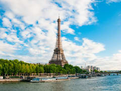 Paris tour with Seine cruise & Eiffel Tower lunch